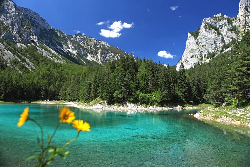 Grüner See ©Harry Schiffer