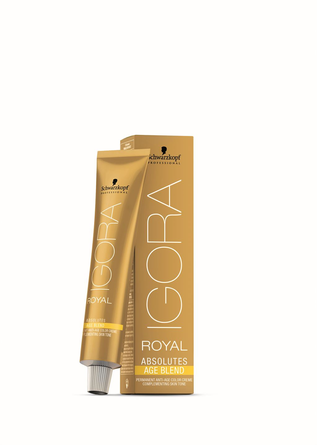 IGORA Royal Absolutes AgeBlend Tube and Box