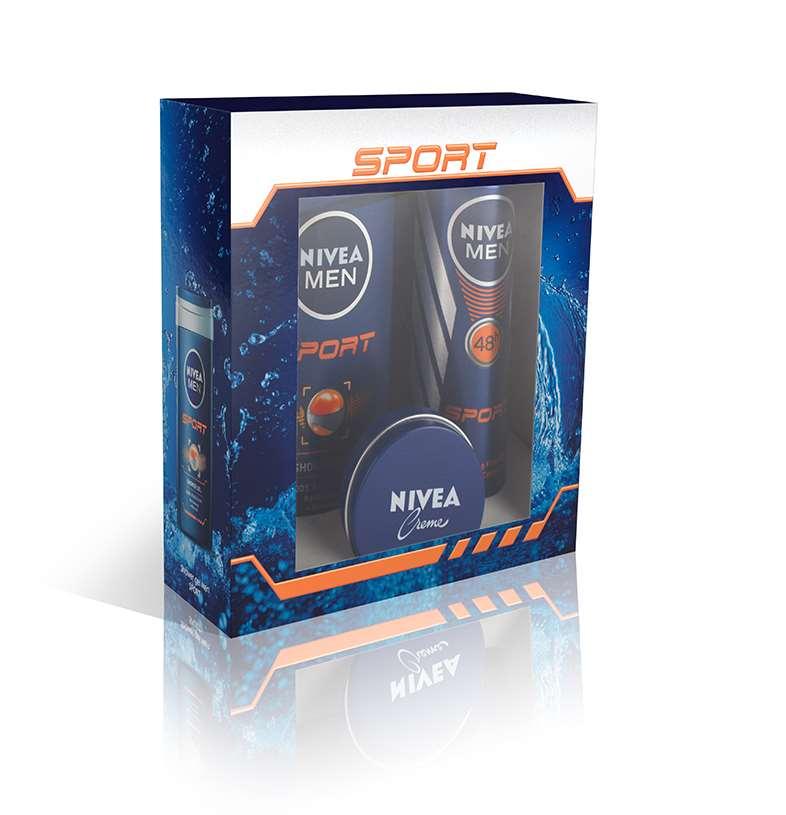 NIVEA Men Sport csomag 1599Ft