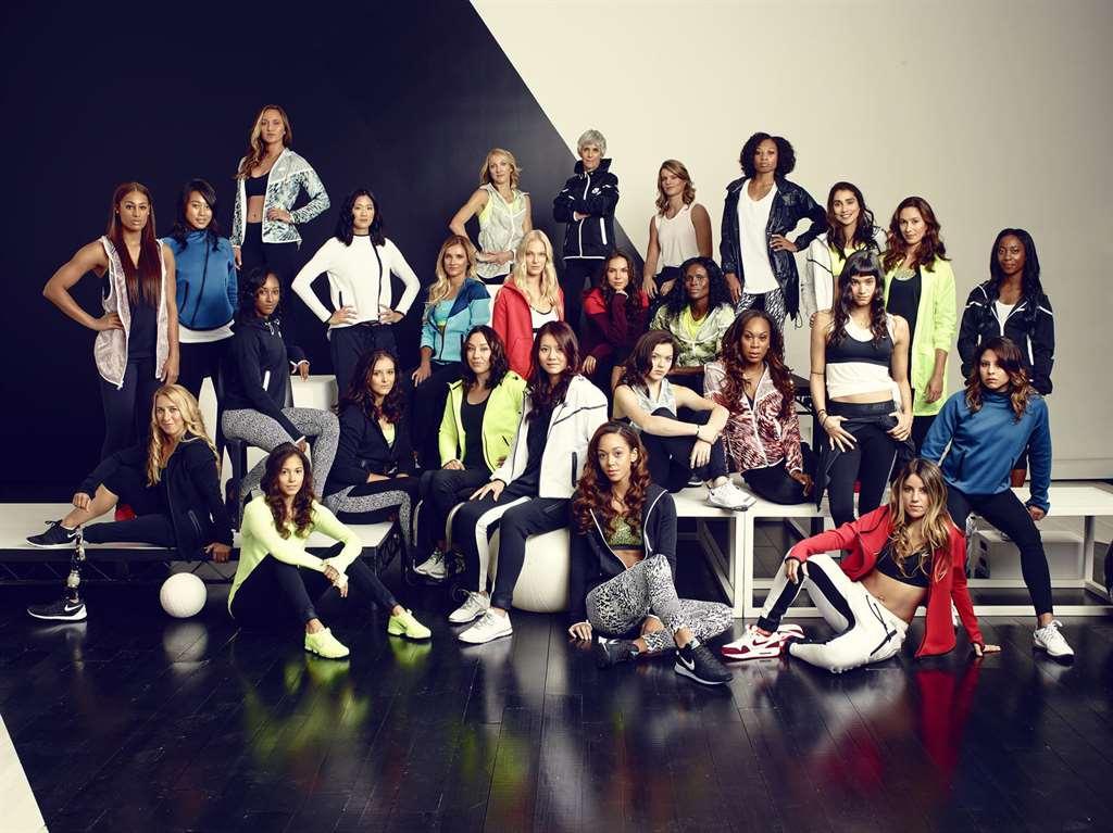NikeWomenShowcase