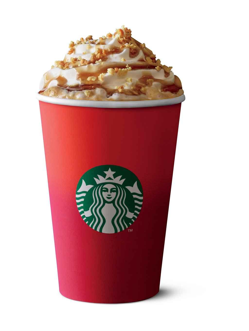 Starbucks_Gingerbread Latte_