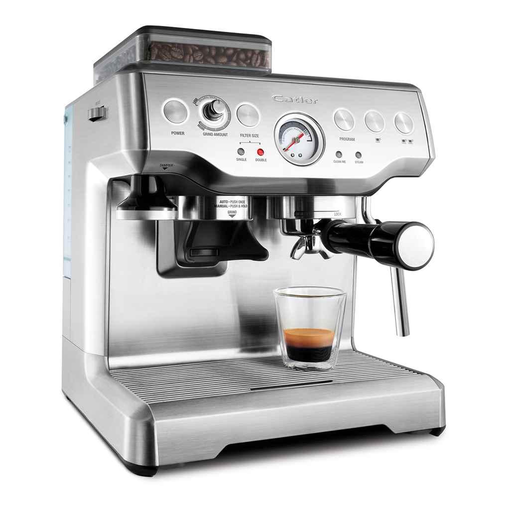 Eszpresszó kávéfőző teszt