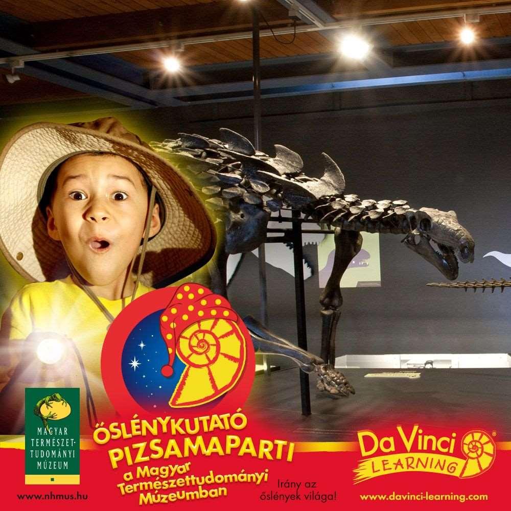 Éjszakai kalandtúrára várja a gyerekeket a Magyar Nemzeti Múzeum ... b36b57b7cc